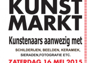 Kunstmarkt 'Bij Everts' 16 mei van 11.00 tot 17:00 uur