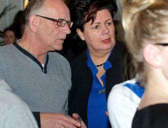 Wendy Verkley verlaat gemeente