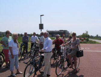 Collegeleden bezoeken dorpsoverleg Reeuwijk-Brug-Oost