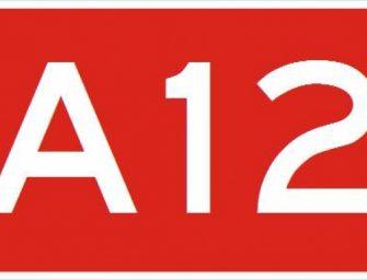 Ongeval A12 bij Bodegraven