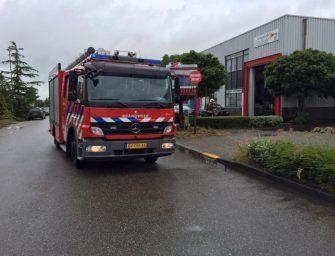 Melding brand aan de Griekenlandweg Bodegraven