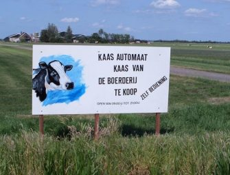 Kaas Automaat in Bodegraven