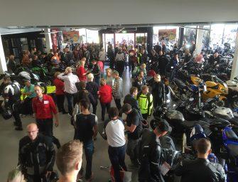 Goedhart Mega Motormarkt wederom groot succes
