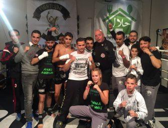 Kick-Boxing Centrum ReBo trapt af!