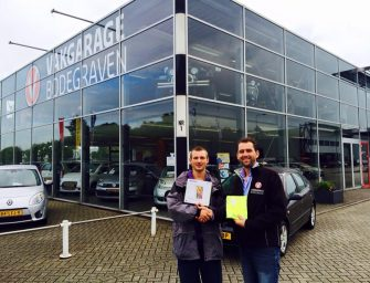Vakgarage Bodegraven reikt prijzen uit