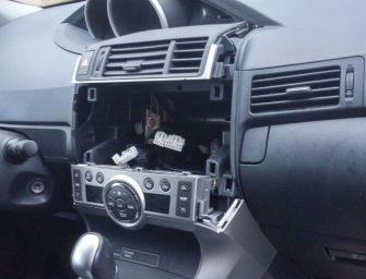 Autoinbraken in Bodegraven