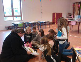 Boekenmarkt Willibrord/Miland school