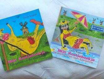 """Bodegraafse Djuly Koster-Pattiasina schrijft kinderboekjes  """"Mijn Koetjeboekje"""" met eigen illustraties"""