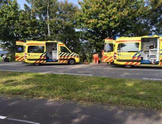 Motorongeval op Burgemeester Kremerweg Bodegraven