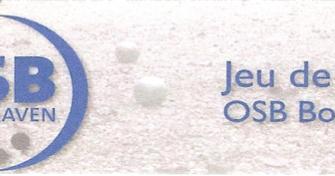 Competitie bij Jeu de Boules-vereniging O.S.B.