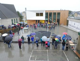 Afscheid schoolgebouw Prinses Beatrixschool na 47 jaar