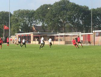 Verslag wedstrijd VV Bodegraven uit bij DONK