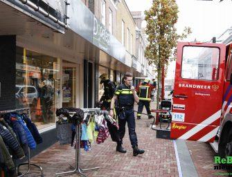 Update: Woningbrand in Bodegraven