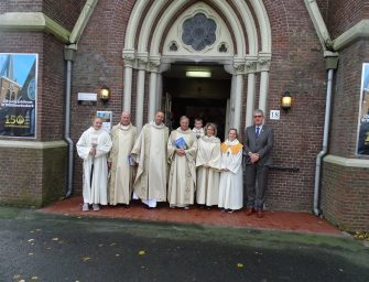 150 jaar St. Willibrorduskerk wordt gevierd