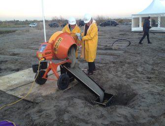 Start bouw Weideveld – Parckweide