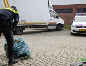 Hennepkwekerij ontmanteld in Bodegraven