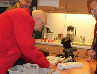Eerste Repair Café Bodegraven groot succes!