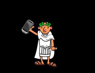 De Romeinen op je mobiel!