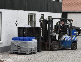 Drugslaboratorium gevonden in Driebruggen