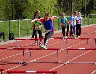 Seizoenstart Atletiek zorgt voor veel persoonlijke records