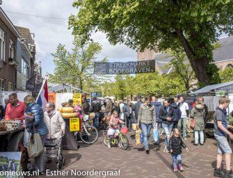 Streekmarkt zaterdag 29 juli in Bodegraven