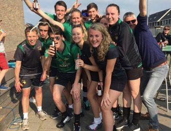 CKV Reeuwijk kampioen