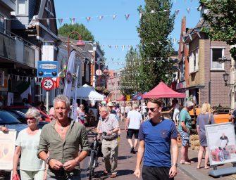 Bella Italia dag in van Tolstraat in Bodegraven