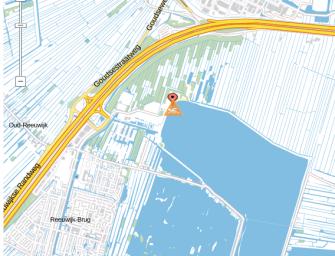 Waarschuwing blauwalg voor zwemlocatie Reeuwijkse Hout in Reeuwijk