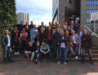 Bezoek Ajax door Esto Business Club