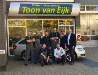 Autobedrijf Toon van Eijk zoekt automonteur