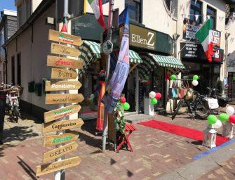 Bedankt namens de ondernemers en tot ziens in de Van Tolstraat!