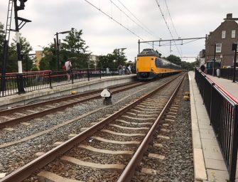 Geen treinen tussen Alphen en Bodegraven dit weekend