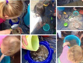 Open Huis bij Kinderopvang Madelief