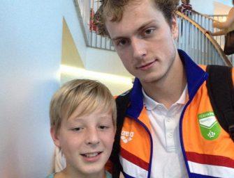 Waterpoloër Niels Zwijnenburg opgeroepen voor Oranje O15