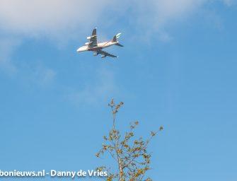 Bij deze windrichting meer vliegverkeer boven Bodegraven-Reeuwijk