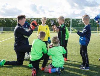 'Eerste training Straver Keepersschool enthousiast ontvangen'