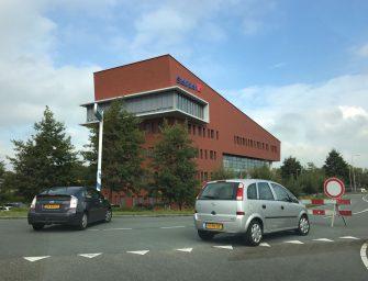 Wegafsluitingen in Bodegraven