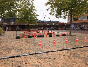 Skate Scooter Mania en Streekmarkt in Bodegraven