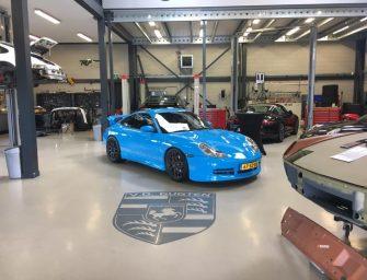 VD Gugten Porsche Service