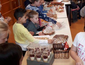 Acties voor het goede doel Pr. Beatrixschool