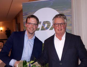 Jan Vergeer lijsttrekker CDA Bodegraven-Reeuwijk