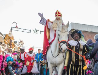 Programma Sinterklaasintocht Bodegraven