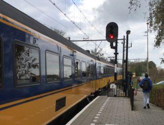 Geen treinen tussen Bodegraven en Alphen a/d Rijn
