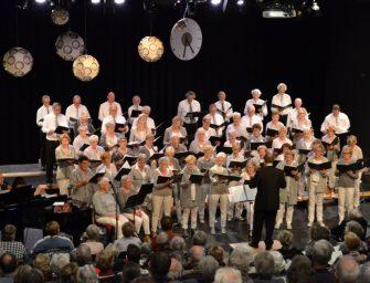 Tijdloos en succesvol zondagmiddagconcert Bodegraafs Vocaal Ensemble