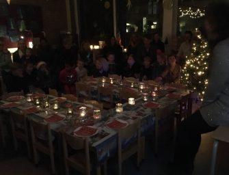 Kerstviering Da Costaschool