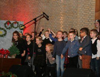 Kerstviering op de Prinses Beatrixschool
