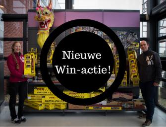 Win vuurwerkpakket t.w.v. € 165,- bij Karwei Bodegraven