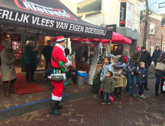 Foto's: Stoer Winter Event in Van Tolstraat