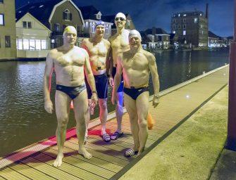 Surfplas Ice Swimmers 2e plaats op Open NK IJszwemmen