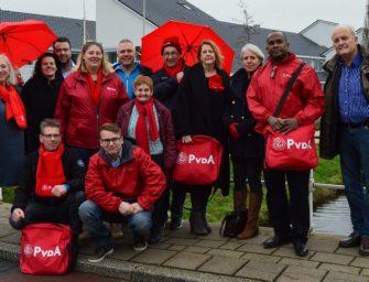 27 kandidatenraadsleden voor PvdA